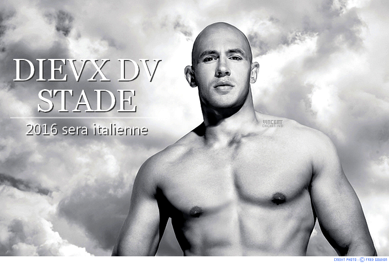 ||| DIEUX DU STADE 2016 > Le Making-Of !