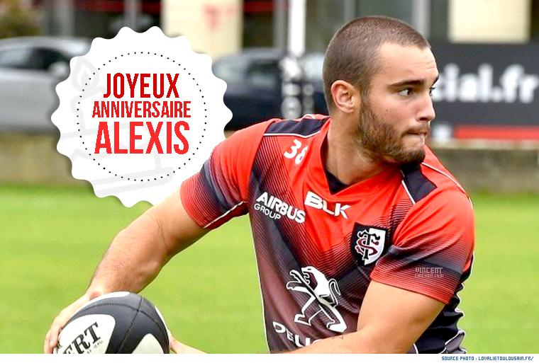 ||| JOYEUX ANNIVERSAIRE ALEXIS !