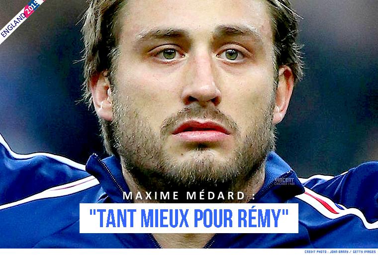 ||| M. Médard, déçu.