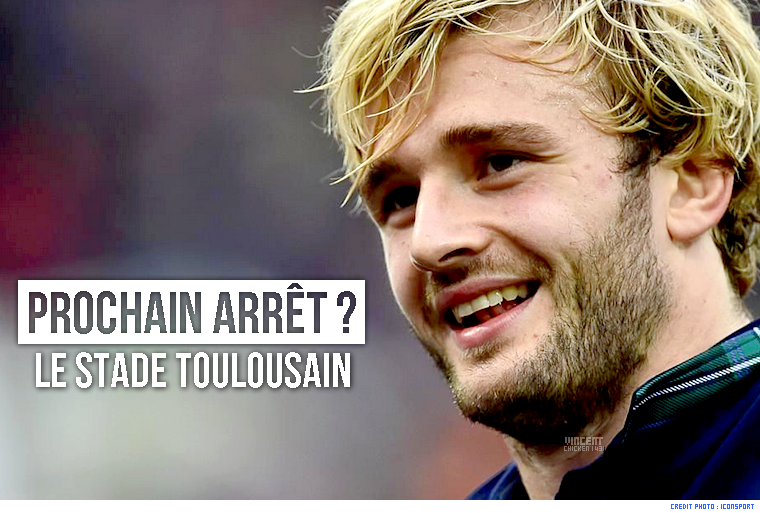 ||| R. Gray rejoint le Stade Toulousain !