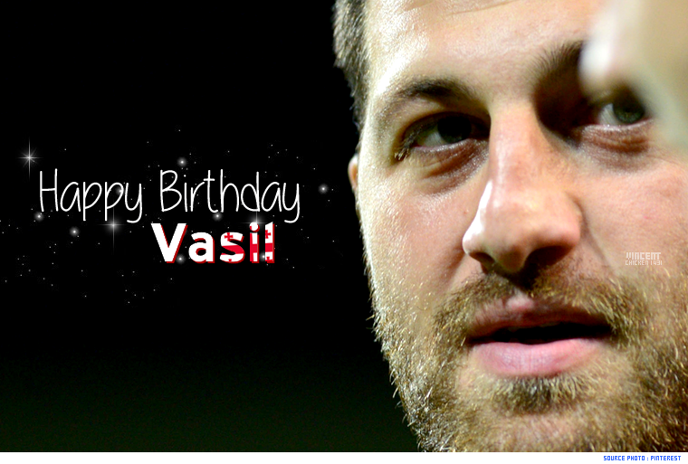||| HAPPY BIRTHDAY VASIL