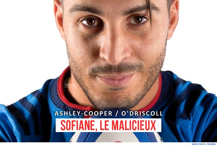 ||| HUMOUR > O'Driscoll / Ashely-Cooper : le combat de tweets !