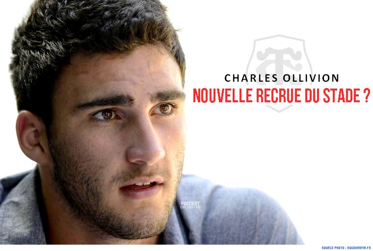 ||| TRANSFERT > C. Ollivion, nouvelle recrue du Stade Toulousain ?