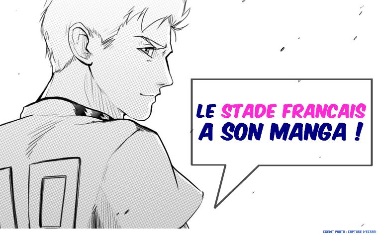 ||| Offload, le manga du Stade Français