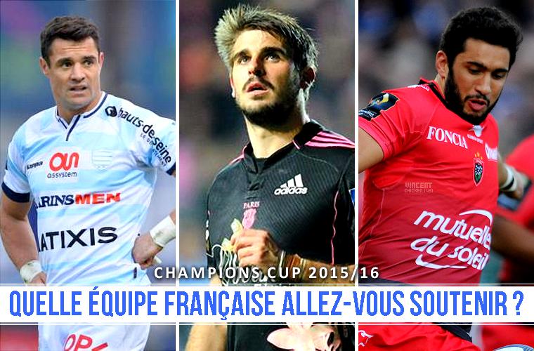 ||| SONDAGE > Quelle équipe française allez-vous soutenir ?