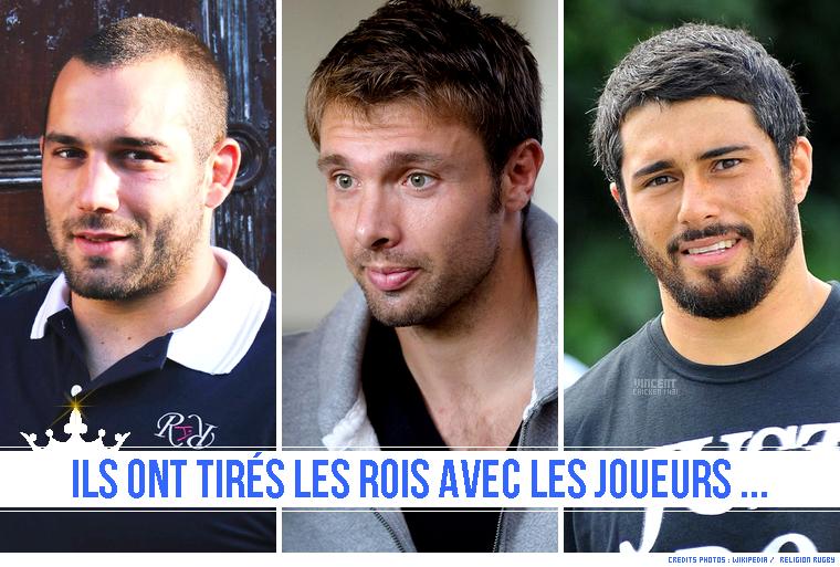 ||| VIDEO > Ils ont tirés les rois avec le Stade Toulousain !