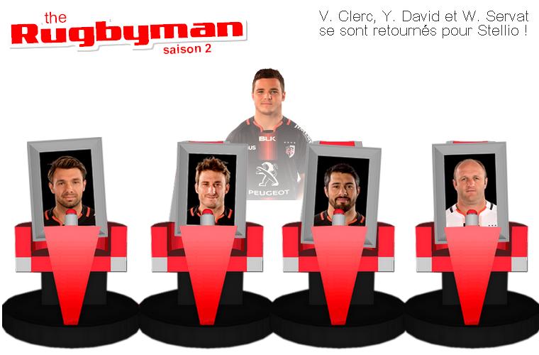 "||| JEU > ""The Rugbyman 2"""