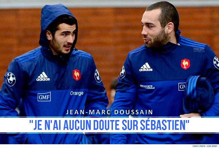 ||| XV DE FRANCE > Doussain défend Bézy...
