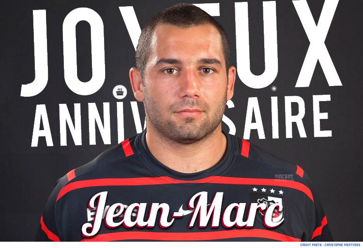 ||| JOYEUX ANNIVERSAIRE JEAN-MARC