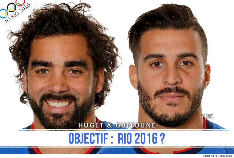 ||| Y. Huget & S. Guitoune, futur star du Rugby à 7 ?