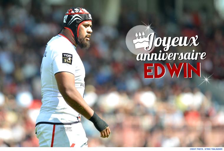 ||| HAPPY BIRTHDAY EDWIN