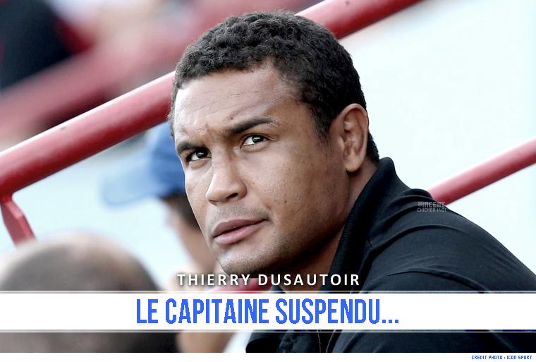 ||| T. Dusautoir absent conte le MHR !
