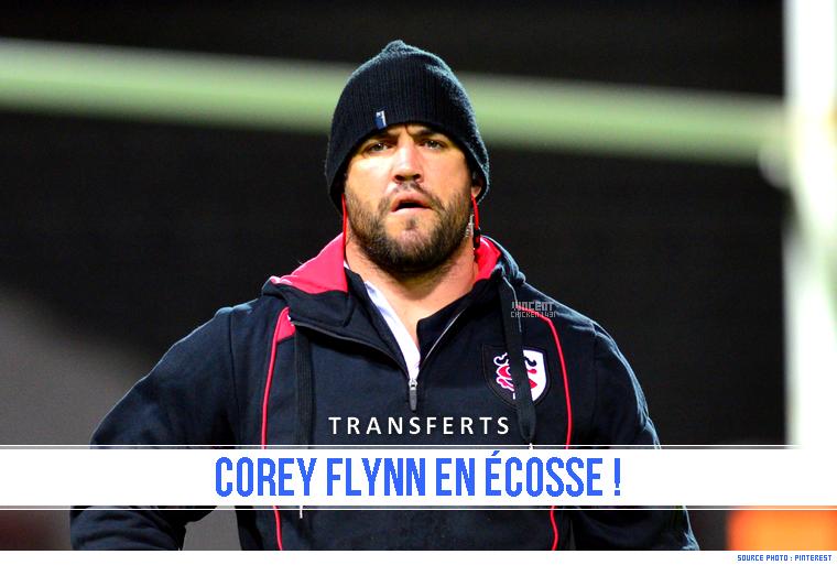 ||| TRANSFERT > C. Flynn chez les Glasgow Warriors !