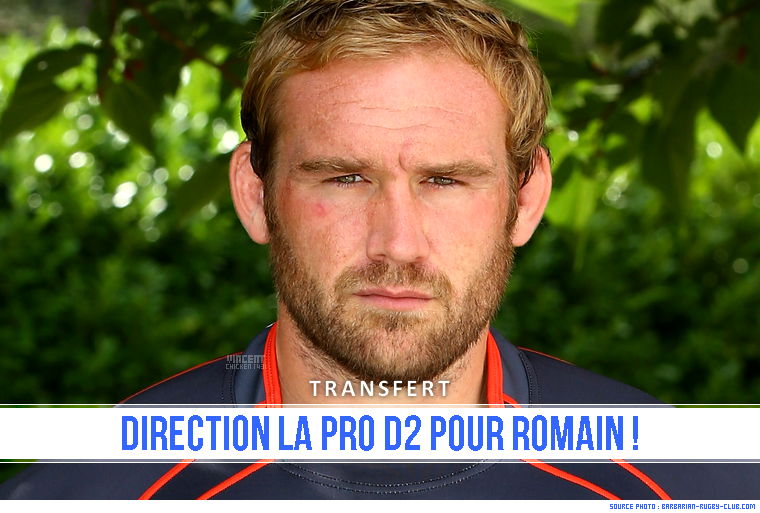 ||| TRANSFERT > Romain Millo-Chluski à l'USAP !