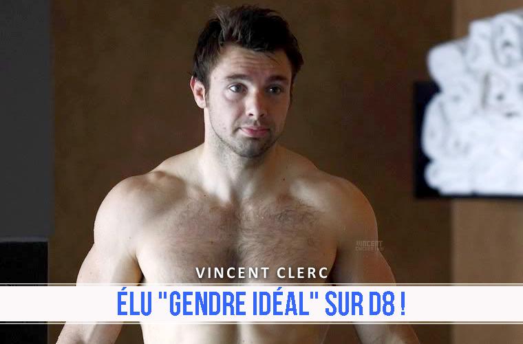 ||| V. Clerc, gendre idéal de D8 !