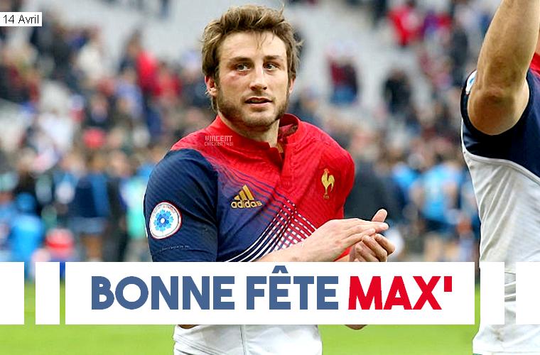 ||| BONNE FÊTE MAXIME