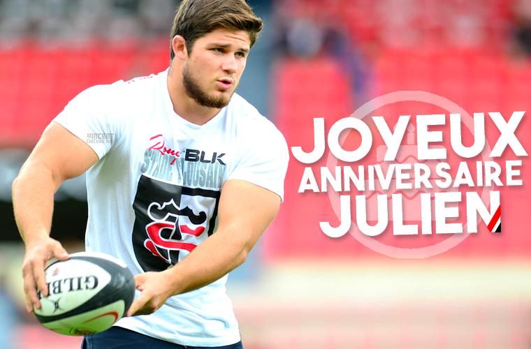 ||| JOYEUX ANNIVERSAIRE JULIEN