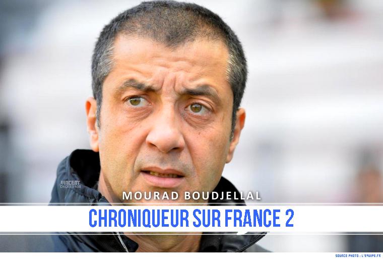 ||| M. Boudjellal à la rentrée sur France 2 !