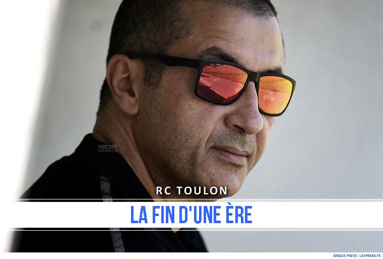 ||| Mourad Boudjellal quitte le RCT !