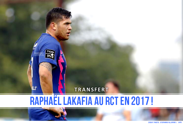 ||| TRANSFERT > R. Lakafia arrive à Toulon...