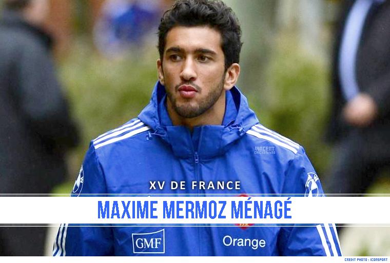 ||| XV DE FRANCE > 3 joueurs absents !
