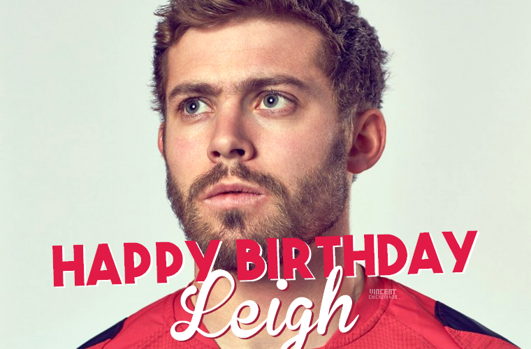 ||| HAPPY BIRTHDAY LEIGH