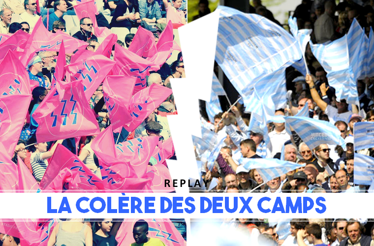 ||| REPLAY > C8 donne la parole aux supporters du Racing 92 ET du Stade Français ...