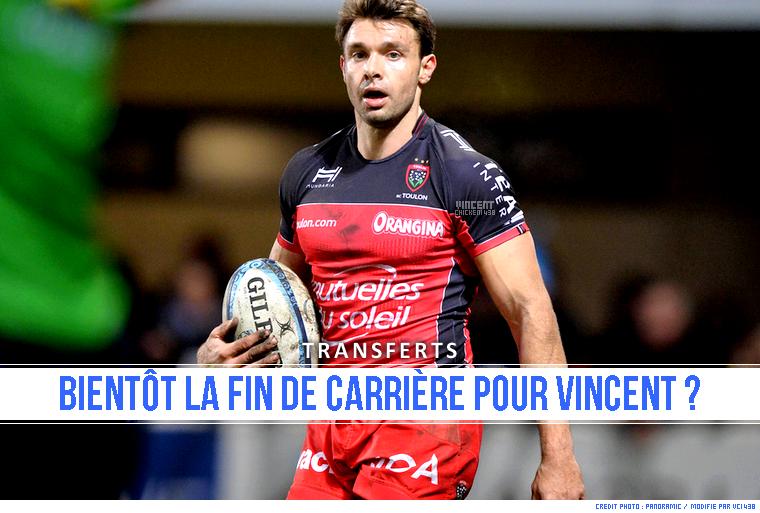 ||| TRANSFERT > Une nouvelle saison au RCT pour Vincent ?