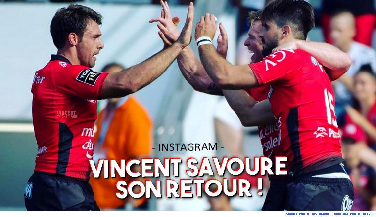 ||| INSTA > Les nombreux messages pour le retour de Vincent...