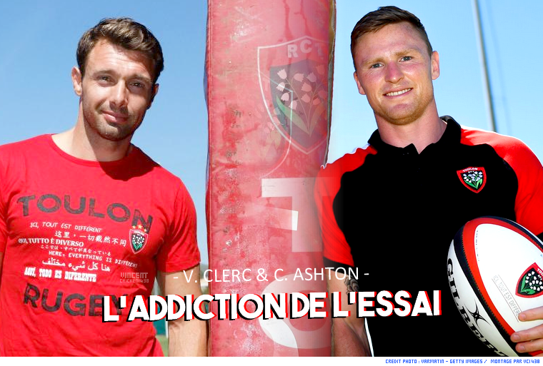 ||| V. Clerc & C. Ashton > INTERVIEW CROISEE