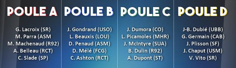 ||| La French Rugby Cup 2017 est ouverte ! A VOS VOTES !!!