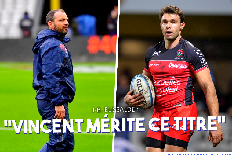 ||| INTERVIEW : Elissalde évoque le 100e de Vincent Clerc...
