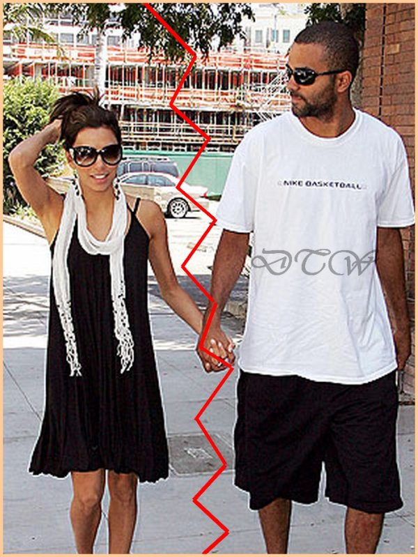 Je fais une petite parenthèse sur Eva Longoria et Tony Parker [29.11.2010].Vos impressions sur le DIVORCE du couple !!... Moi je suis vraiment déçue...C'était mon couple préféré...Enfin bonne chance à eux pour la suite.