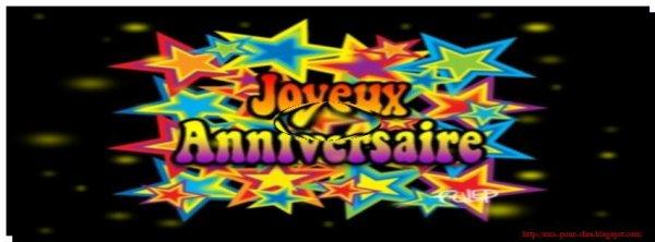 JOYEUX ANNIVERSAIRE YOUCEF