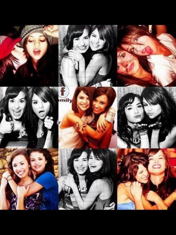 Selena et Demi :) <3
