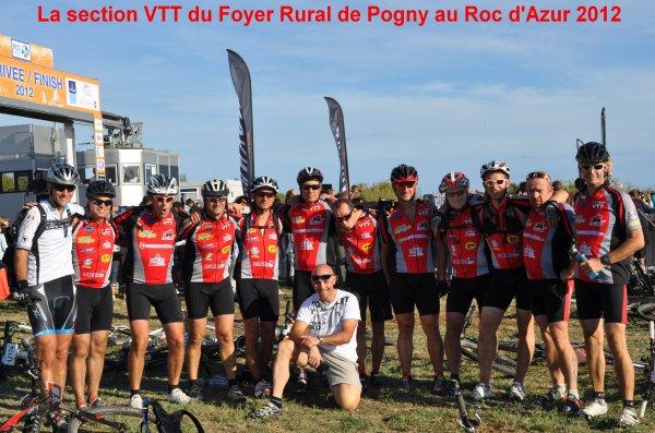 Roc d'Azur 2012