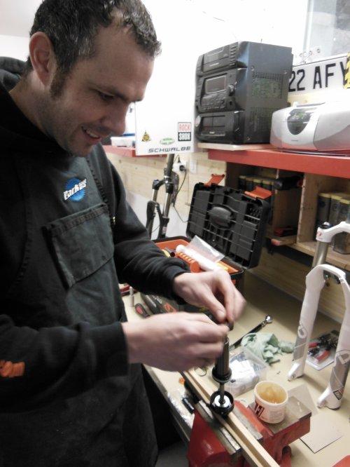 Formation entretien fourche Hydraulique avec Romas