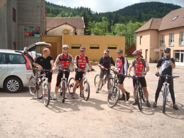 Sortie Club dans les Vosges: c'était GENIAL !!!