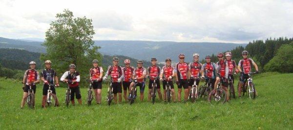 Sortie Club dans les Vosges ( suite)