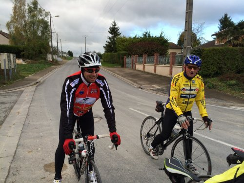 Sortie Cyclo du 3 Novembre