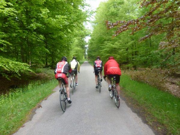 Une journée entre les gouttes dans les Ardennes !!!