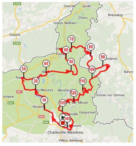 Sortie Ardennes (suite)