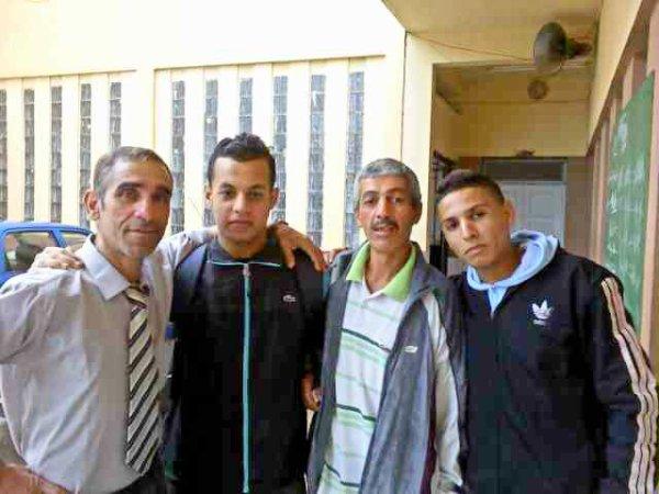 moi a lycée bengulla m3a el jma3a zina