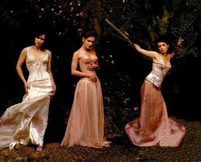 Les 3 soeurs, piper, prue et phoebe