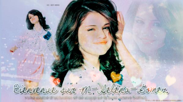 Bienvenue sur le blog M-Selena-Gomez*