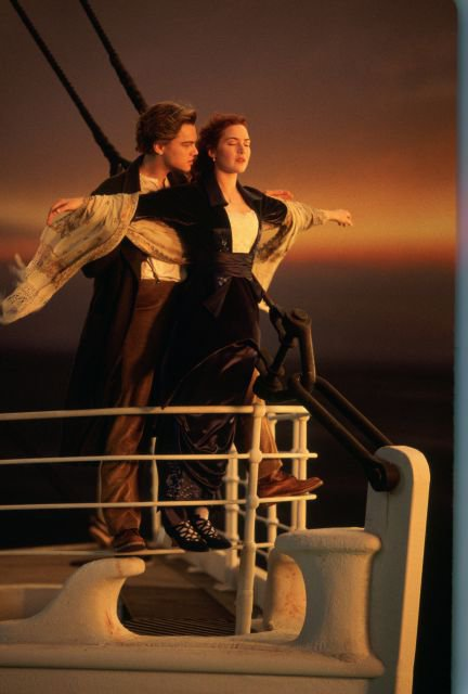 Premiere of Titanic 3D - TODAY IN THEATERS  04/04/2012