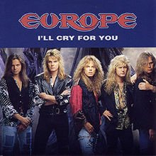 Europe / I'll Cry for You  (1993)