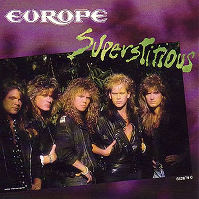 Europe / Superstitious (1993)