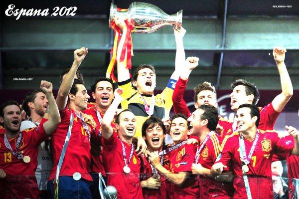 Résumé de la finale de l'Euro 2012: Espagne 4-0 Italie (Stade Olympique de Kiev)