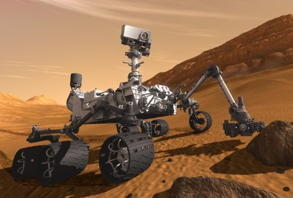 Destination Mars !